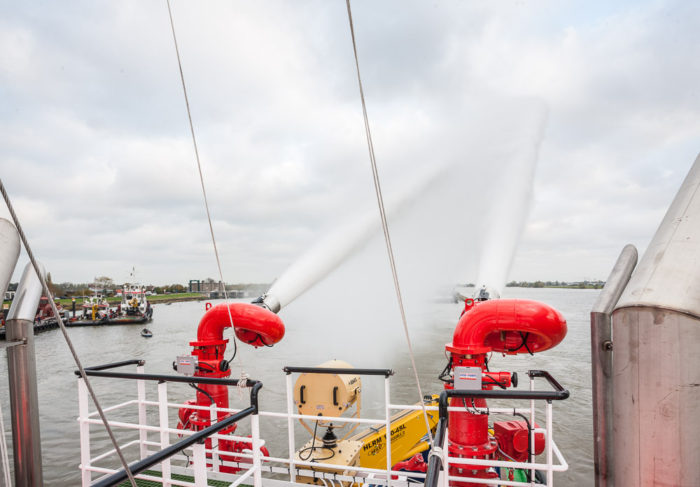 Brandbeveiliging in scheepvaart en maritiem