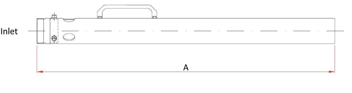 Technische specificatie Zwaarschuimgenerator