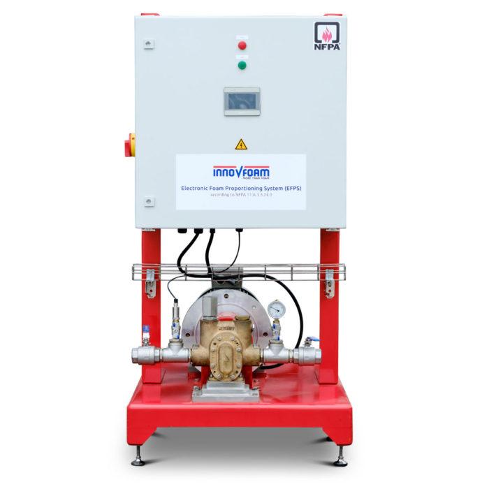 Electronic Foam Proportioning System   InnoVfoam