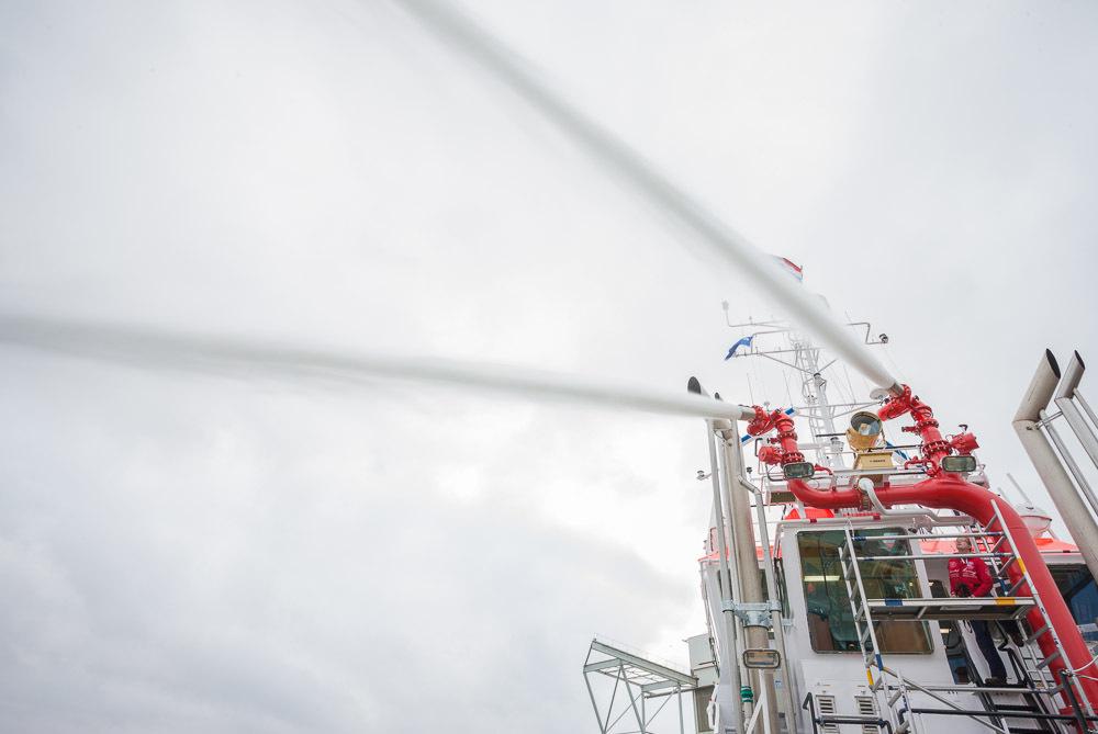 """Succesvolle oplevering Tugboat """"Zeeschelde"""""""