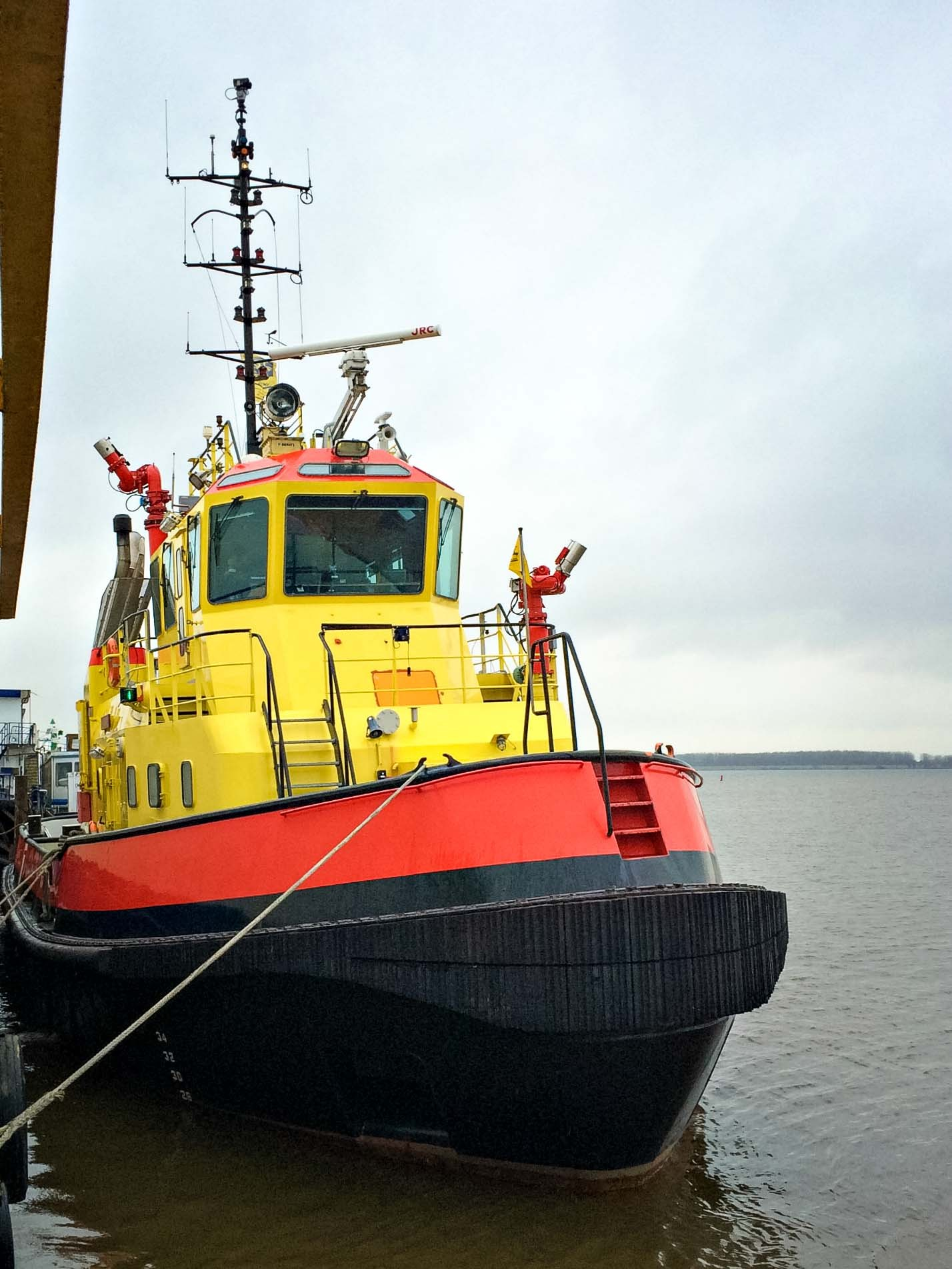 Succesvolle oplevering blusboot