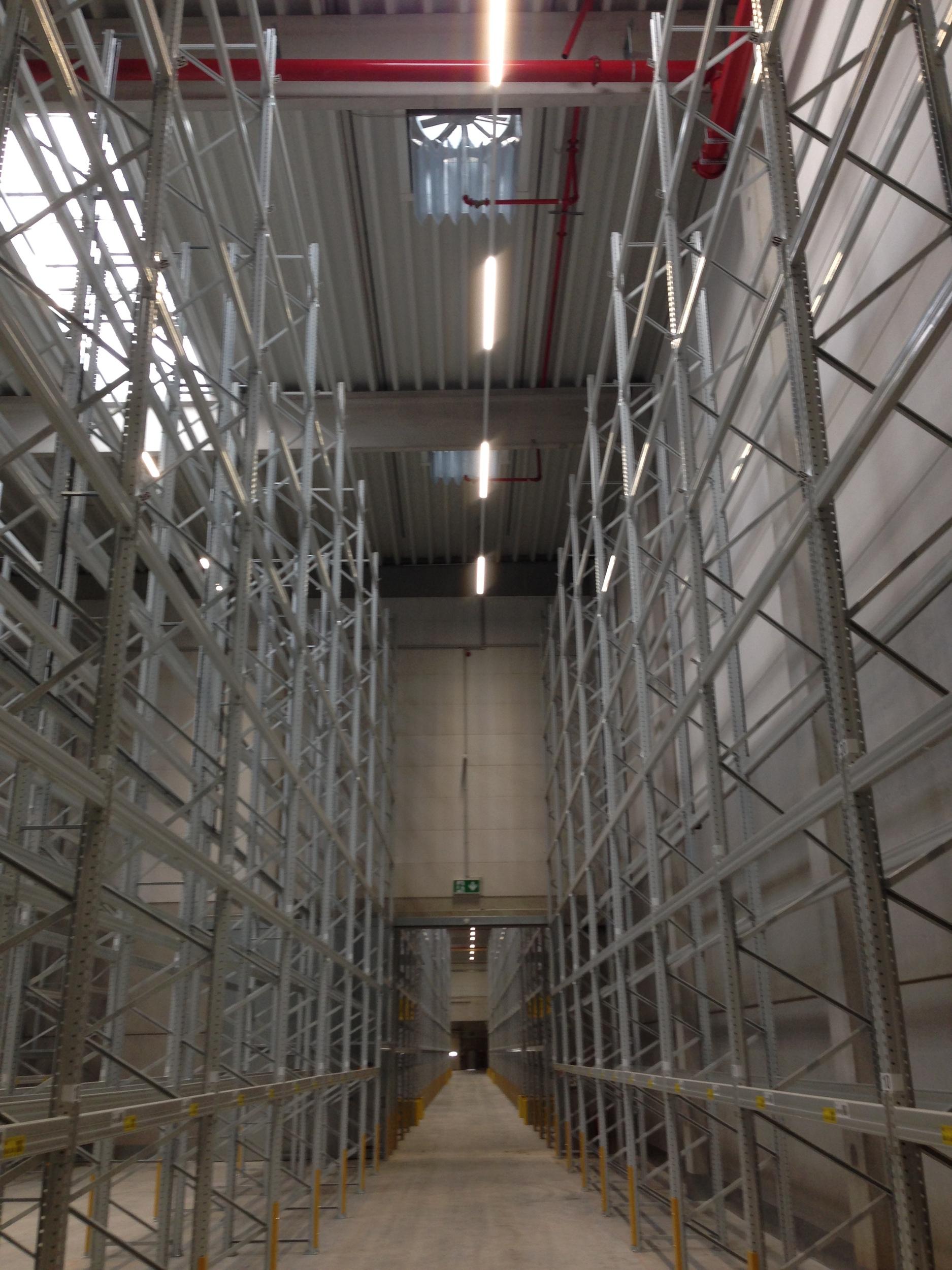 Eerste EN 13565 Lichtschuimsysteem in Duitsland!