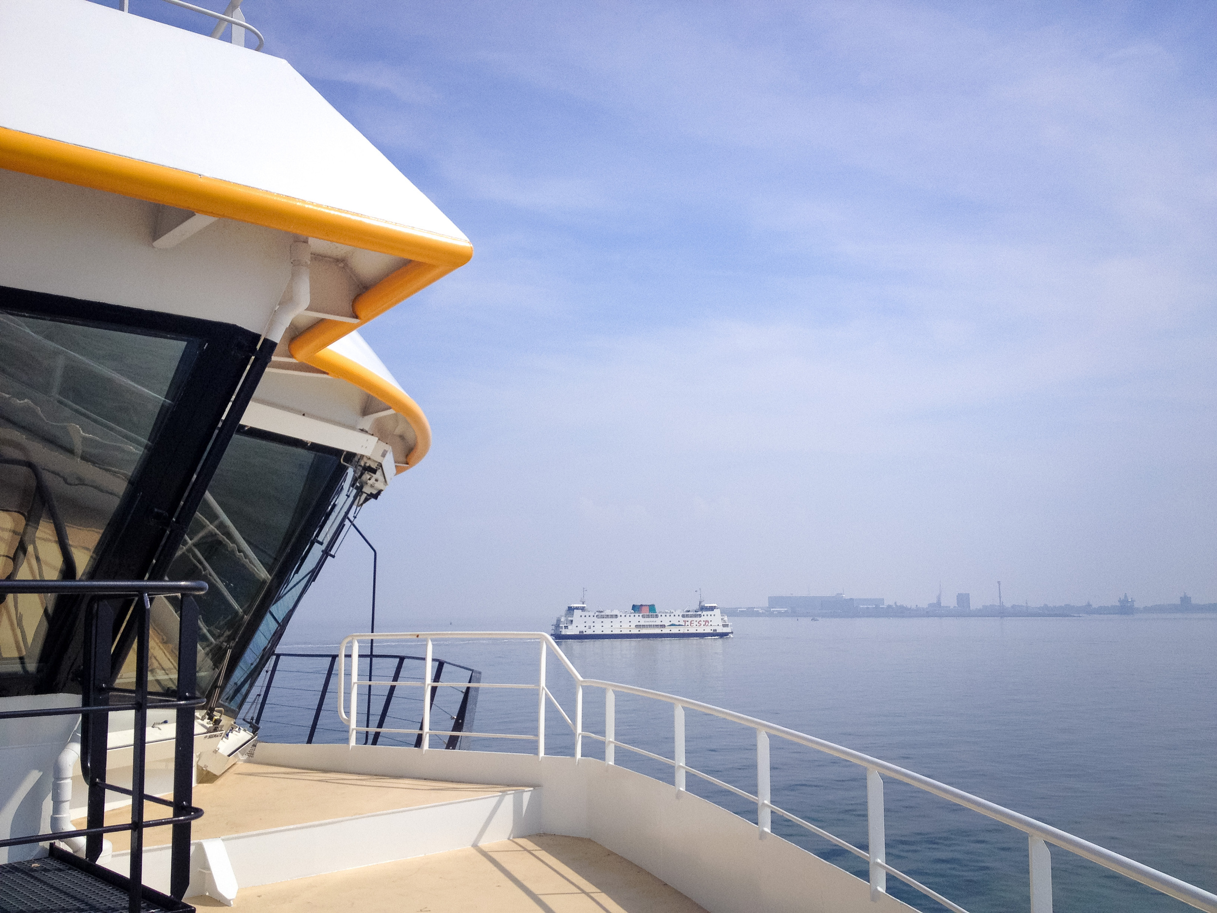 """Teso Veerboot """"Texelstroom"""" overgedragen"""
