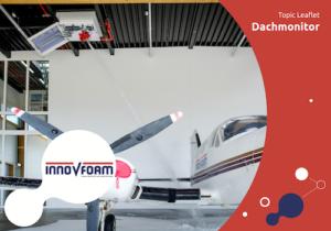 InnoVfoam   Kundenspezifisches Löschschaumsystem Brandschutzhinweise Wartung für Löschsysteme   Dachmonitor