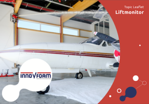 Liftmonitor Topic Leaflet | InnoVfoam Blusschuimsystemen
