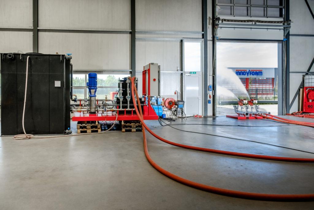 FAT test Skid-mounted system Krankenhaus ULM