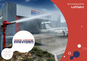 Löschschausysteme für die Luftfahrt | InnoVfoam