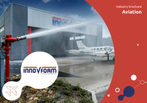 Extinguishing foam systems for the aviation industry | InnoVfoam