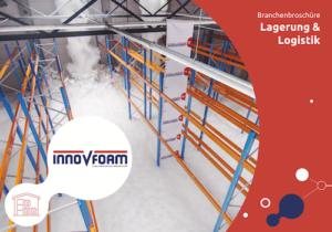 Löschsystem Lagerung & Logistik | Innovfoam