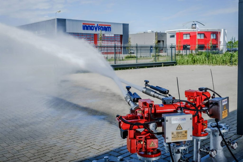 InnoVfoam | Innovatief in Blusschuimsystemen