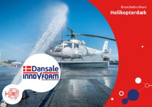Slukningssystemer til helikopterdæk | InnoVfoam