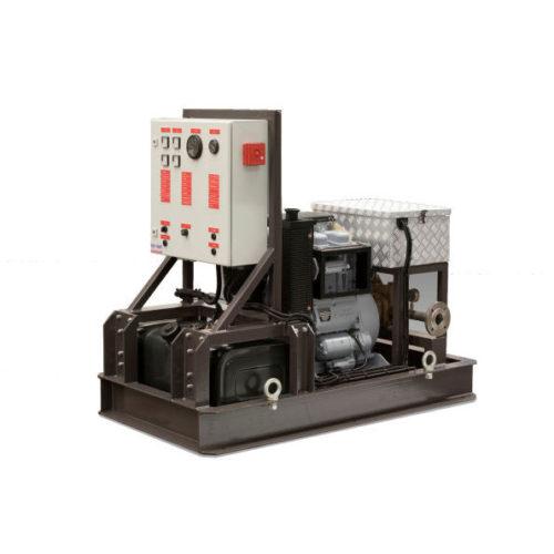 Foam pump diesel